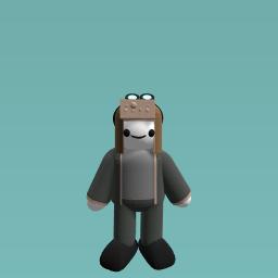 New Marmaduke Mascot