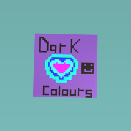 Dark colours