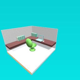 My friend's room?