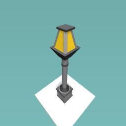 Road lamp..!