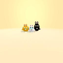 Cute rabbits!