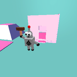 Bob the builder robot