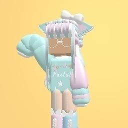 Pastel girl 700 likes free