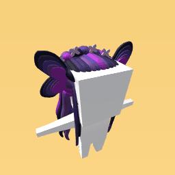VPJ creation=Dark butterflies