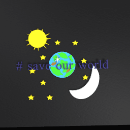 our mini solar system