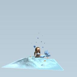 Me mermaid