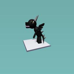 Hebridean Black Dragon