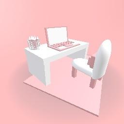 My dream study room