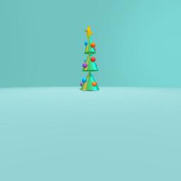 Cute christmas tree!