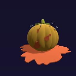 "Scp-5003 ""cursed pumpkin"""