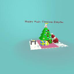 A Cute Christmas Tree