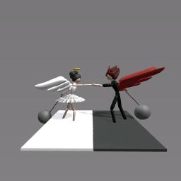 Angel X Demon