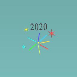 2020 celerbration