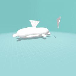 Beluega Whale