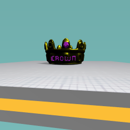 Monoply Crown peice
