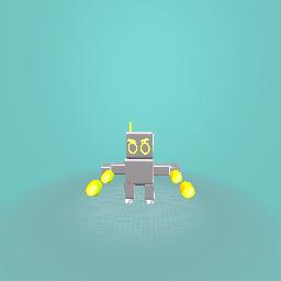 Protection Robot
