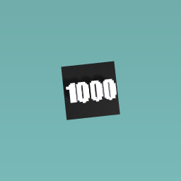 1000 Likes ( Thank You )