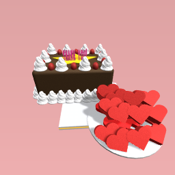 Want some cake?