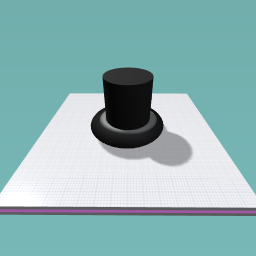 Monopoly's Man Top Hat