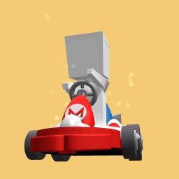 Mario Kart View