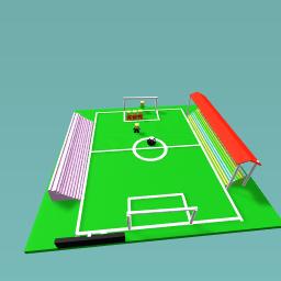 Soccer feild