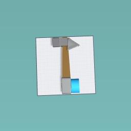 Hammer-brush
