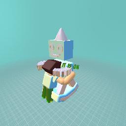 hugging robot