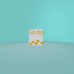 Corn chups