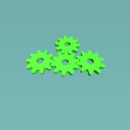 Green oops