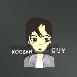Korean guy