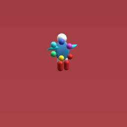The complex juggler
