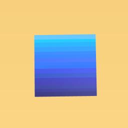 ombre (blue)