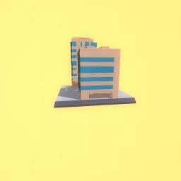 the giant skyscraper maze