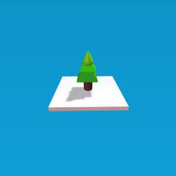 Greeny tree