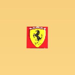 Ferrari Badge