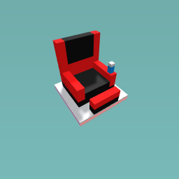 The chair of luxery