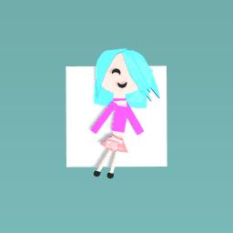 A cutte girl