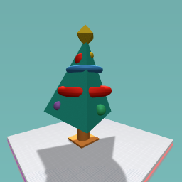 magical Christmas tree