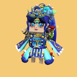 Viking Princess Jazmine New addition