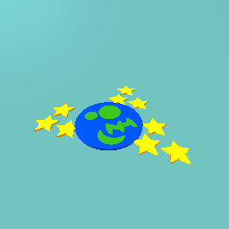 full earth