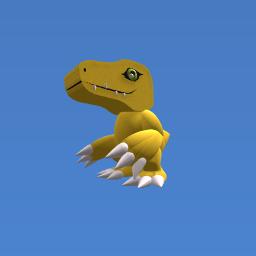 (Digimon) Agumon