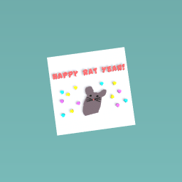 Happy Rat Year!