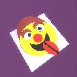 Bobby the emoji