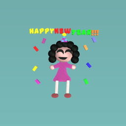 Happy new year everybody on Makers Empire!