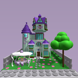 Mini Castle Home
