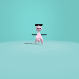 Robot cute friendly