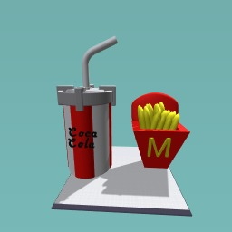 Fries and a Drink