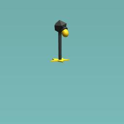 Lil' Lampy Lamp