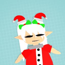 Santas daughter chibi