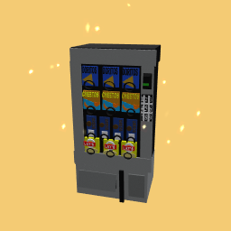 Really Detailed Vending machine